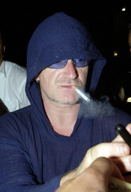 Bono Smoking 2 Celebrity Parents Smoke Celebrities