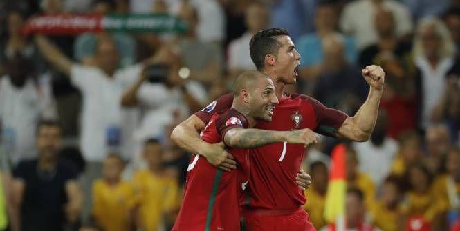 Euro - POR - Cristiano Ronaldo (Portugal) : «On a été meilleurs» que la Pologne