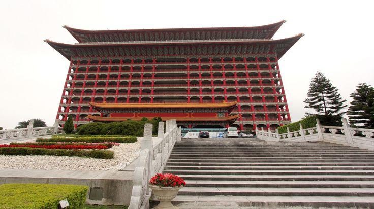 Grand Hotel Yang Cho-Cheng, 1973 1, Chung Shan North Road, Taipei