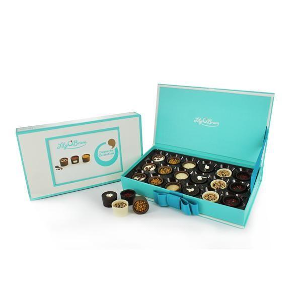 Keepsake Chocolate Photo Box, 18 Chocolates available at LilyOBriens.ie