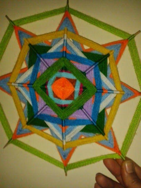 Dostluk Yumağı: Mandala 2