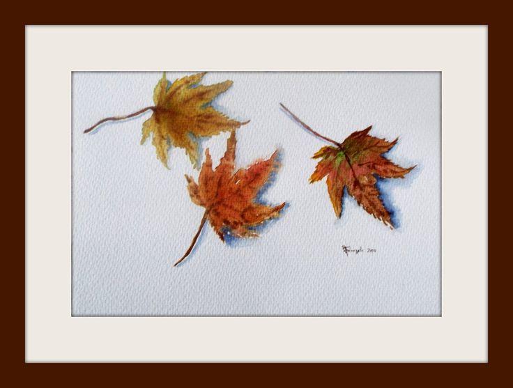 99 best Art Ruth Trinczek - Watercolour - Aquarellkunst images on ...
