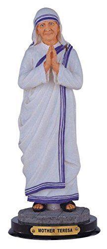 "10"" Mother Teresa of Calcutta Saint Santa Madre Teresa Statue Figurine Figure"