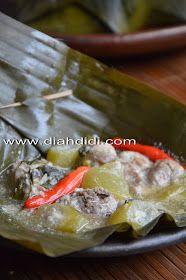Diah Didi's Kitchen: Inspirasi Menu Buka Puasa / Sahur Hari ke 14 ..Garang Asem ( Jawa Tengah )