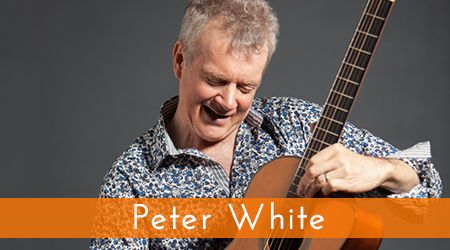 Dave Koz Smooth Jazz Cruise welcomes Smooth Jazz Artist Peter White