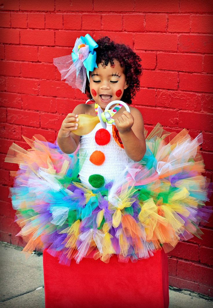 Majestic Clown Costume ADORABLE  sc 1 st  Pinterest : clown costume homemade  - Germanpascual.Com