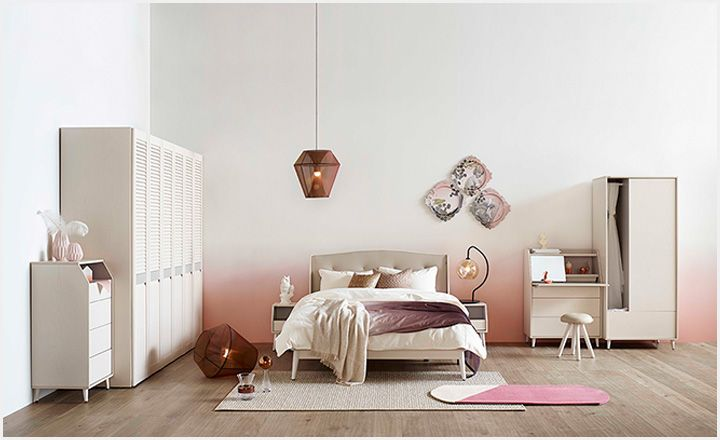 일룸, 신혼 침실 제품 라인업 강화