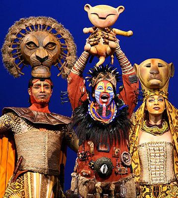 lion king broadway - Google Search