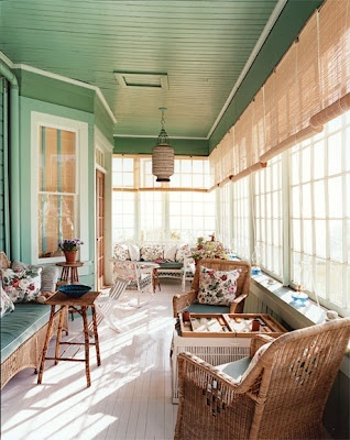 I want to turn my deck into a sun room !