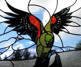 Artes plasticas y visuales : VITRALES