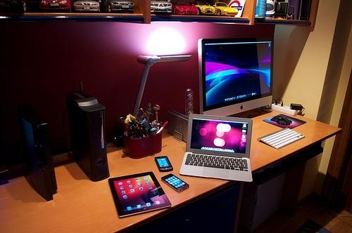 Perfect Mac setup.
