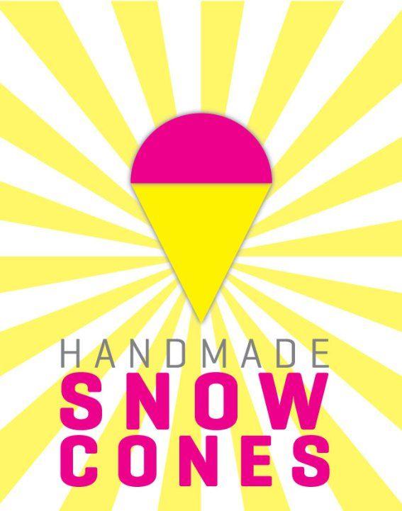 handmade.snow.cones.11x14