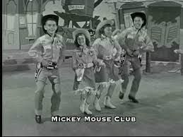 Original Mickey Mouse Club Spin & Marty -
