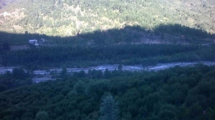 Byas river