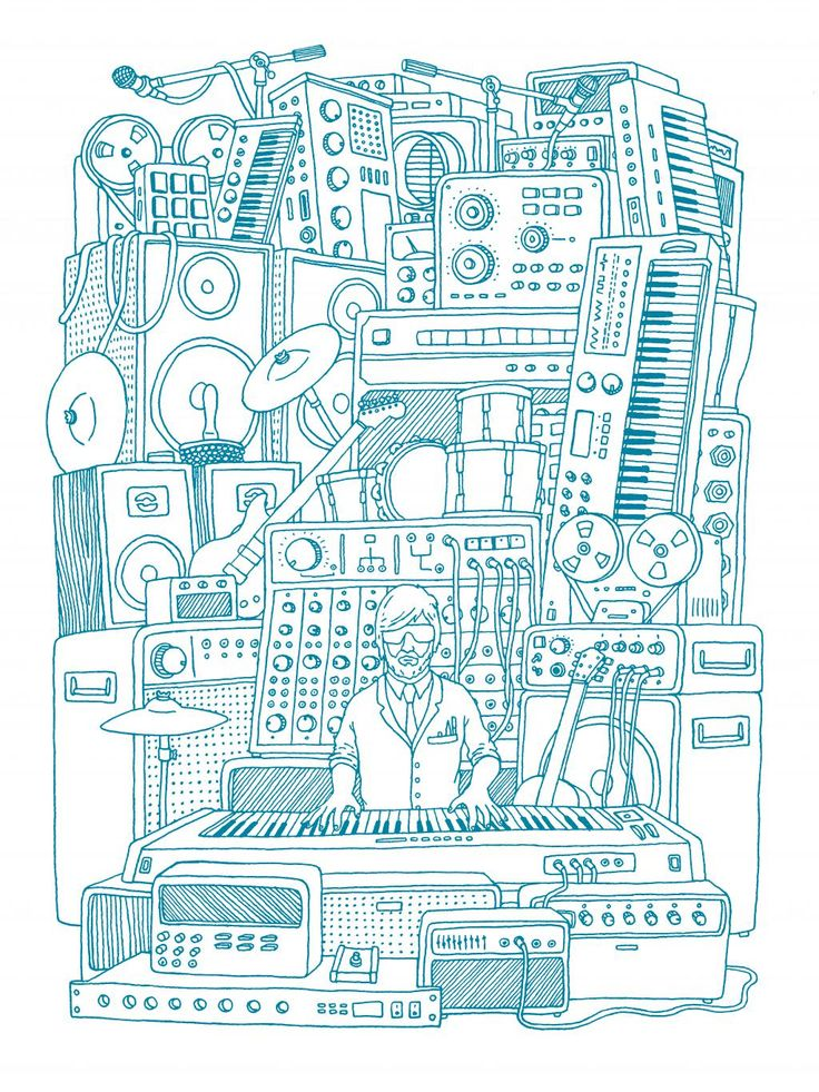 Stack Of Gear / Andrew Rae