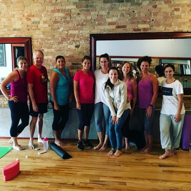 Sky Yoga Blended Yoga Class in Central New York, finding your yoga home.