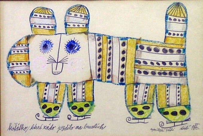 1975, Zdenek Seydll