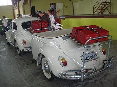 vw bug trailer | Ultimate Bug Out (towed) Vehicle?