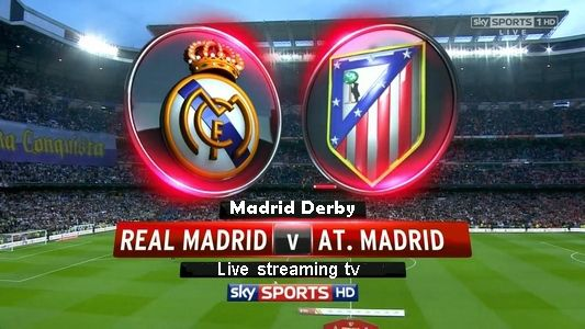 Watch Real Madrid Vs Atletico Madrid live stream free 2015 liga bbva.Atletico Madrid vs Real madrid live streaming football match Live TV ESPN on 4/10/2015.