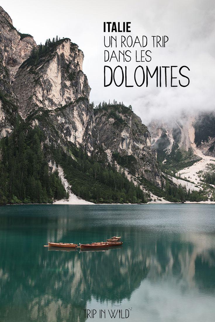Une semaine dans les Dolomites #roadtrip #italie #dolomites