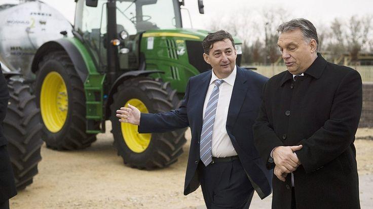 A gázszerelő ( Mészáros Lőrinc) vett egy gabonafeldolgozós céget http://ahiramiszamit.blogspot.ro/2017/05/a-gazszerelo-meszaros-lorinc-vett-egy.html