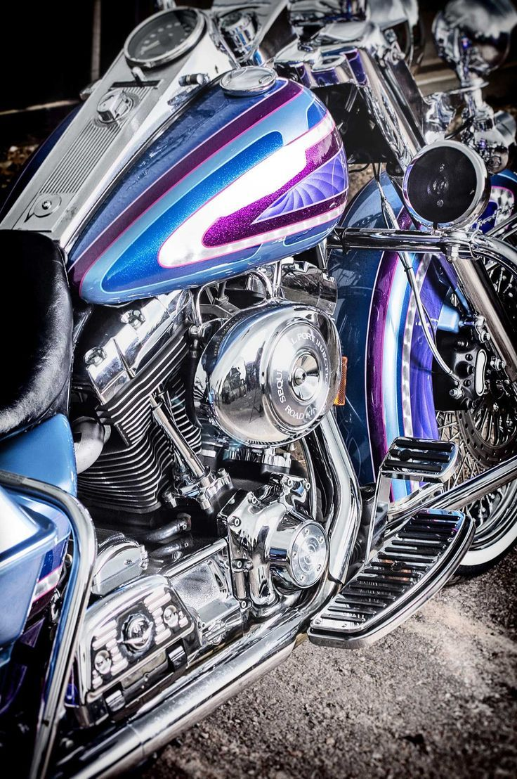 2001 HarleyDavidson Road King Old Habits Die Hard