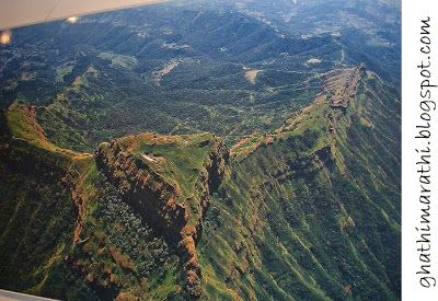 Built by the Maratha King Shivaji and made his capital in 1674, the Raigad Fort in India is a symbol of the long gone Maratha Empire.