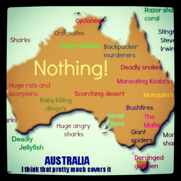 Australia! #Australiadayonboard