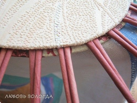 Мастер-класс Поделка изделие Плетение завитушечка моя Трубочки бумажные фото 6