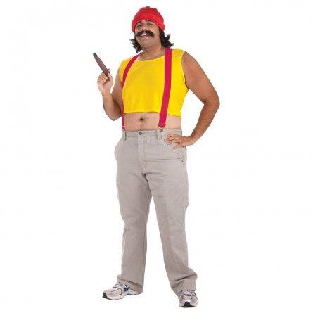 Mens Classic Cheech Costume