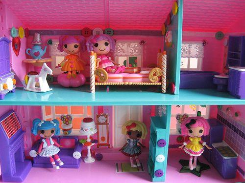 Lalaloopsy Mini House Tour