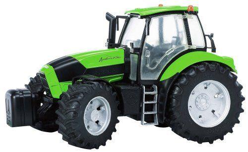 Bruder – 3080 – Véhicule Miniature – Tracteur Deutz Agrotron X720 – Vert: Descriptif Produit: Tracteur deutz agrotron x720 avec poids à…