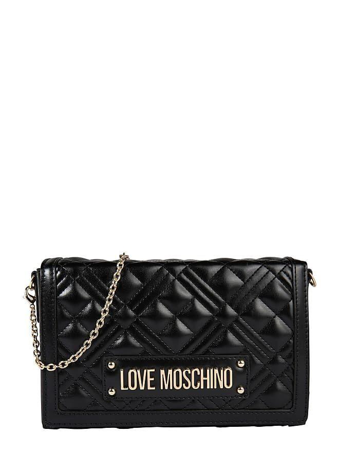 Toll Leistbar Love Moschino Tasche In Schwarz In 2020 Taschen Damen Taschen Moschino