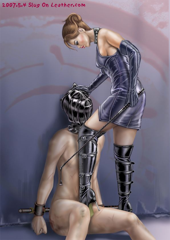 Bdsm male domination