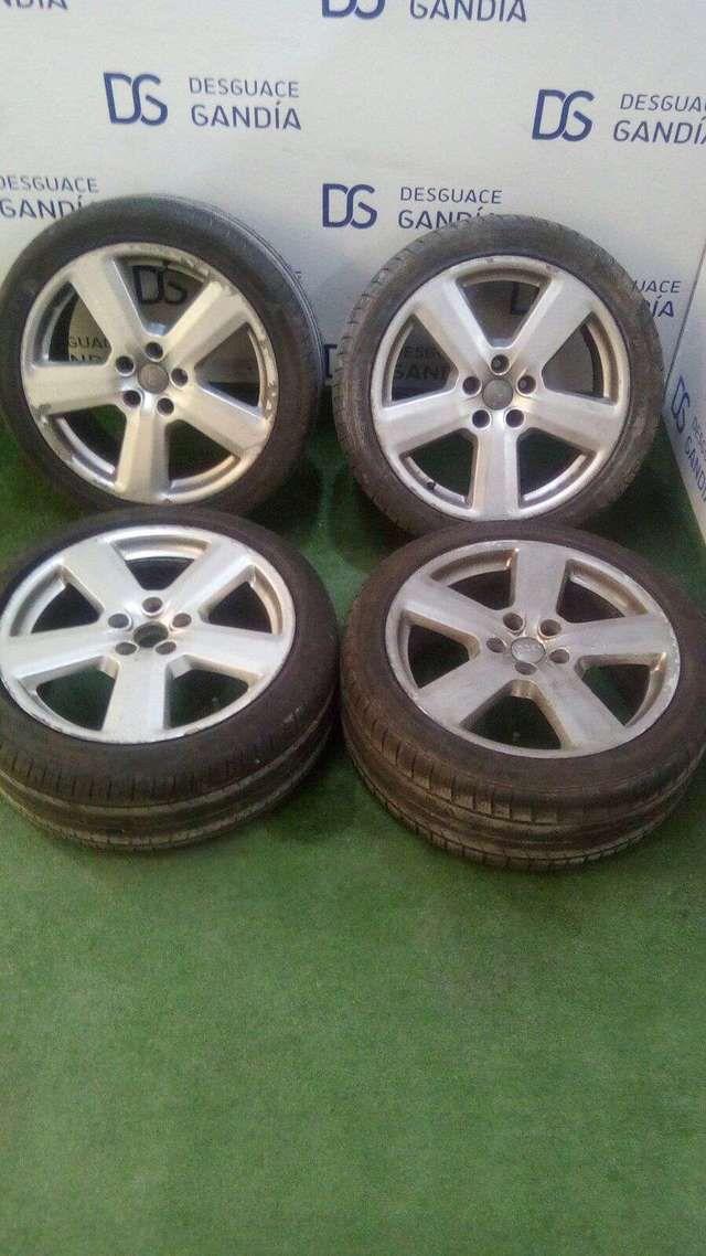 . Llantas de Aluminio, Audi R18