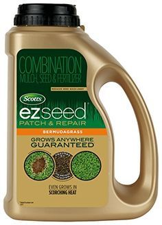 Scotts 17582 EZ Seed Bermuda Grass Lawns 6 Pack 375 lb ** Want additional info? Click on the image.