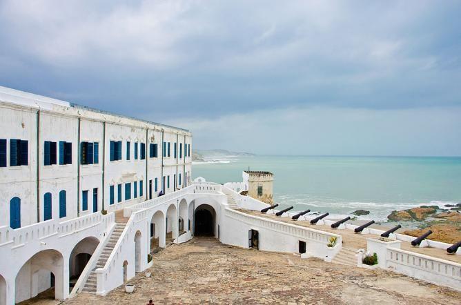 Monuments to a Horrific Past - Ghana's Slave Castles: The Shocking Story Of The Ghanaian Cape Coast (Cape Coast Castle Ghana)
