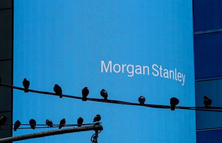 Psst! Morgan Stanley is Helping Clients With Bitcoin Futures Contracts