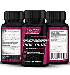 TrueGains Supplements Raspberry Pink Plus Review