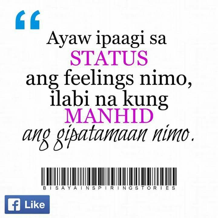 Na Sayo Nga Ba Bisaya Inspired T Tagalog Qoutes And