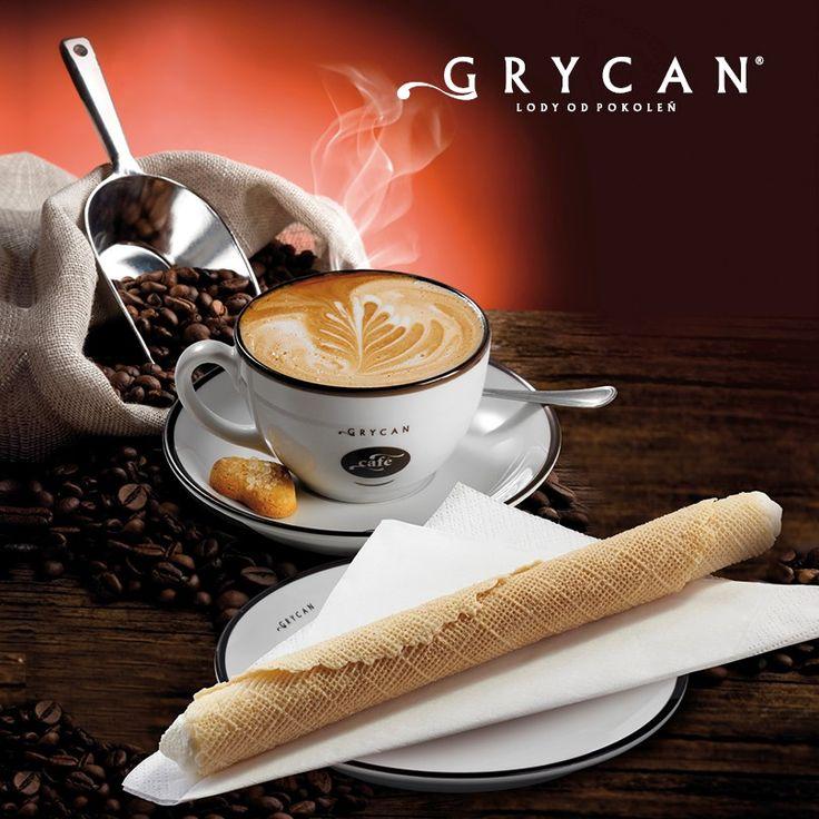 do każdej kawy rurka z kremem gratis! | to each coffee we give you cream roll for free!