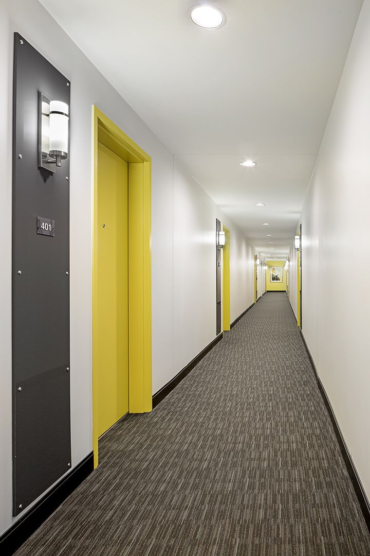 76 best images about corridors on pinterest atlanta for Designhotel heilbronn