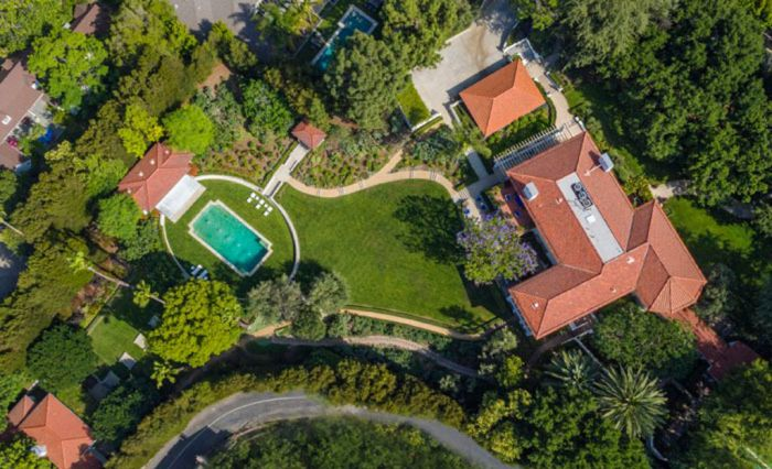 For $25M, You Can Live in Early Hollywood Legend Cecil B. DeMille's Former Los Feliz Mansion
