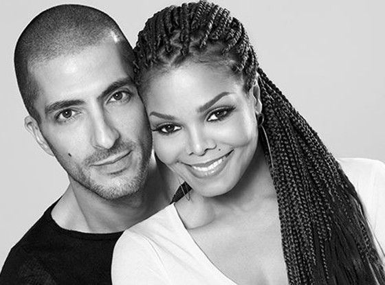Janet Jackson confirmed Monday on her website that she and Qatari businessman Wissam Al Mana got married in 2012. (via @E! Online; photo via Marco Glaviano)