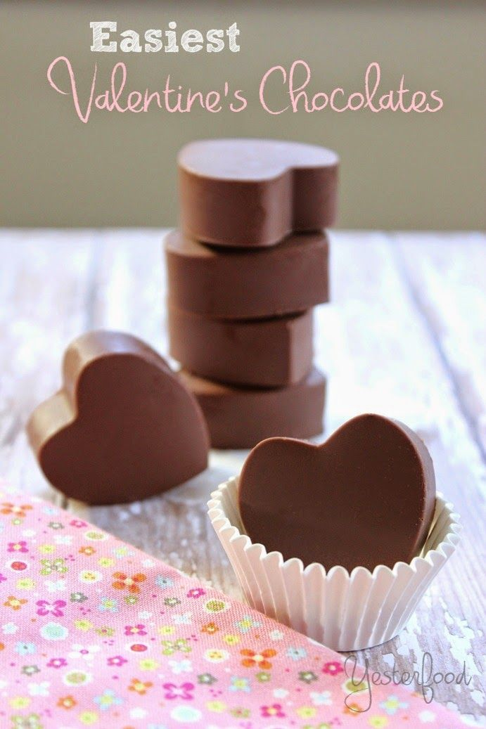 Yesterfood Easiest Valentine S Chocolates Triplepfeature
