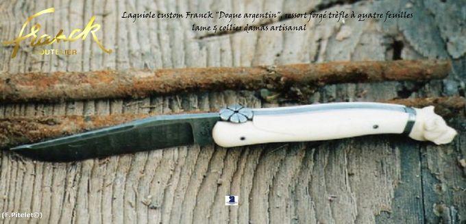 Laguioles customs :: Coutellerie Pitelet à THIERS