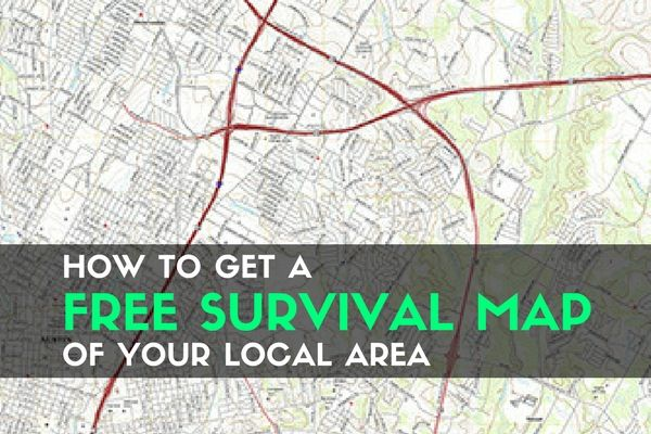 Maps are an important part of bug out bags, get home bags, and survival kits. Knowing your surroundings can make
