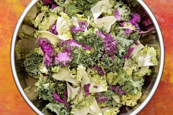 how to make raw kale taste good