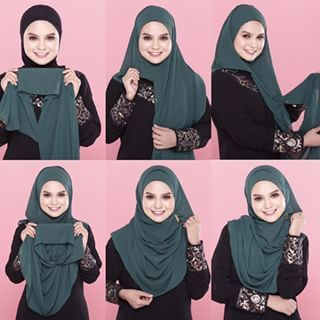 Instant Shawl 2 Loops