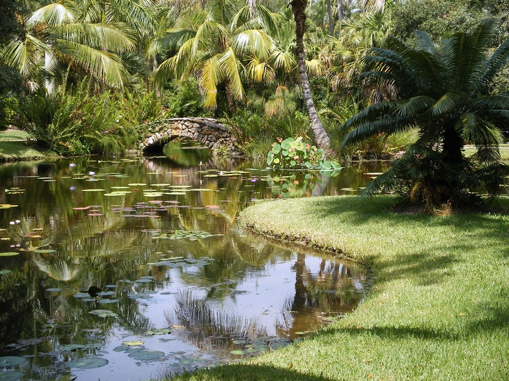 Mckee jungle gardens vero beach fl florida pinterest - Mckee botanical gardens vero beach ...